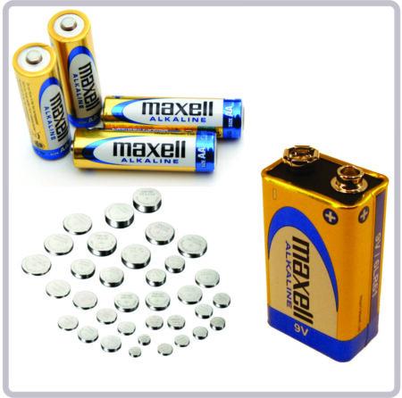 Batteri / lys